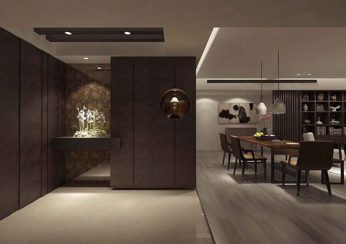 住宅設計裝修-台中西區室內設計推薦