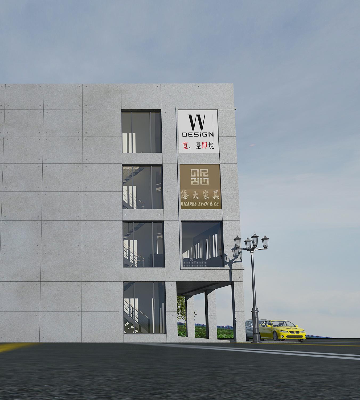 外牆拉皮-台中西區室內設計推薦
