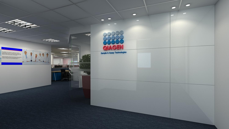 企業入口展現企業形象的logo